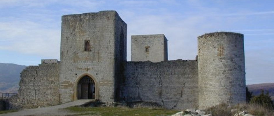 Historic castles, churches and monuments in the Midi ......the Cathare Connection