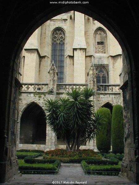 Narbonne - Cathedral of St Just