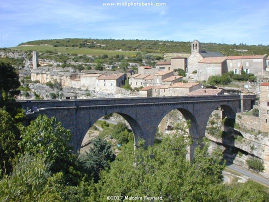 The Village of Minerve