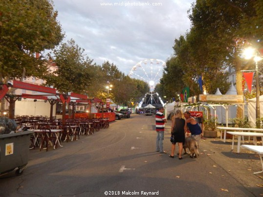 "The ""Eve"" of the Béziers Feria"